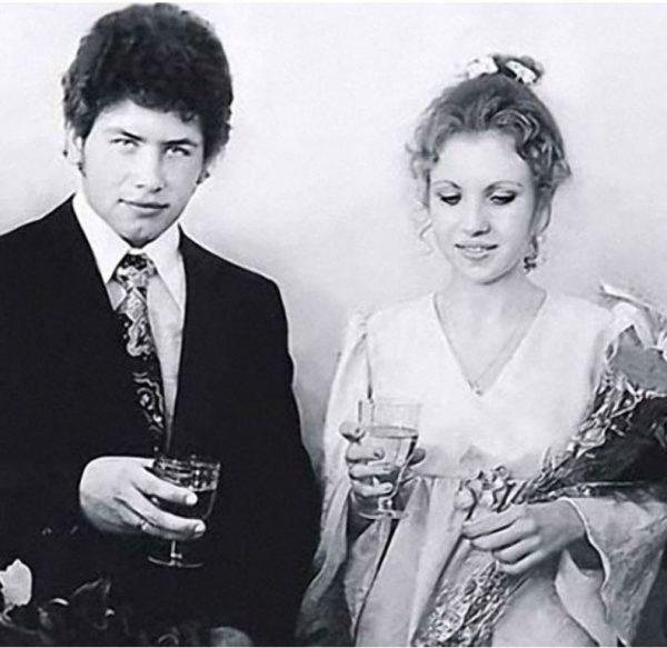 Свадебное фото Николая Расторгуева