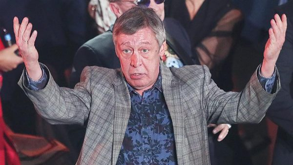 Михаил Ефремов возмущен