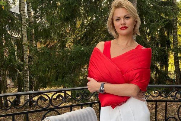 Ирина Круг - вдова Михаила Круга