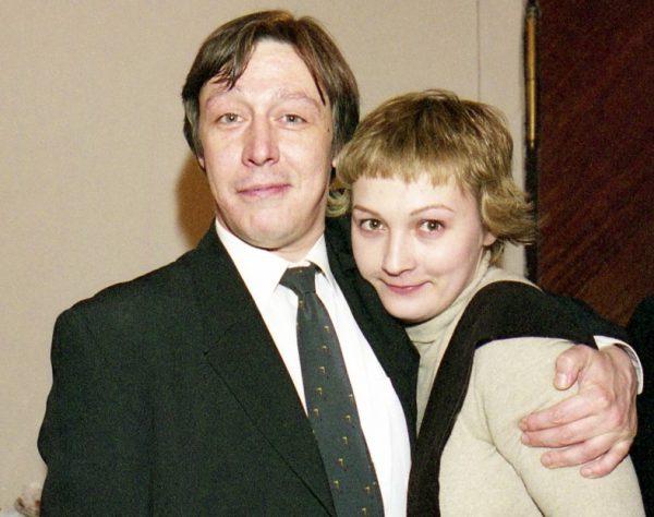 Михаил Ефремов и Ася Воробьева