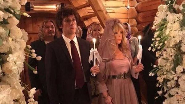 Венчание Примадонны и Галкина