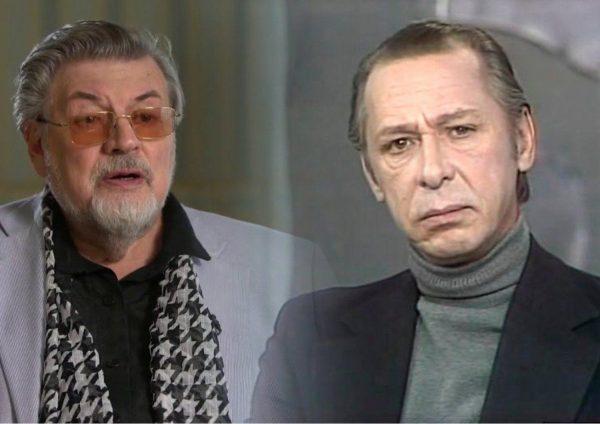 Александр Ширвиндт и Олег Ефремов