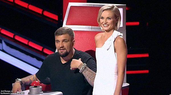 Баста, Полина Гагарина в составе жюри
