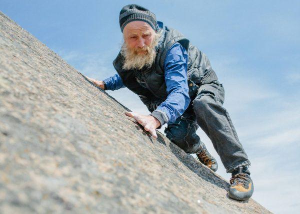 Андрей Дидух покоряет высоту