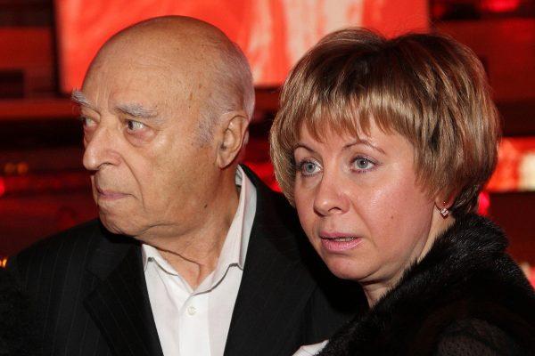 Елена Этуш и Владимир Этуш