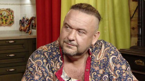 Александр Морозов после похудения
