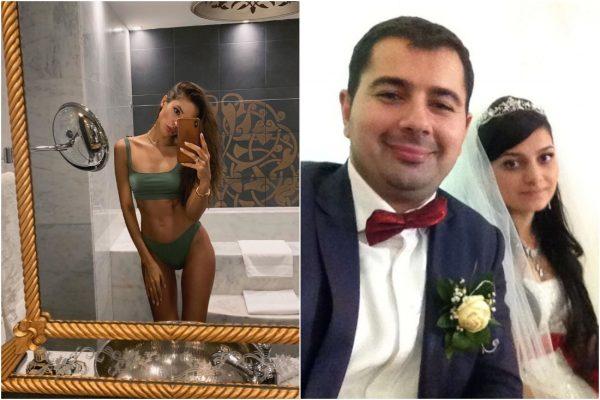 Рагим Шамшилов с женой, примерный семьянин