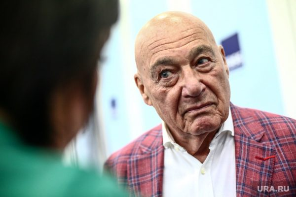 Владимир Познер хочет ввести штраф в размере 25 тыс. руб. за неношение маски