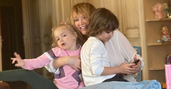 Алла Пугачева и дети