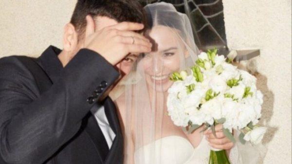 Свадьба Ольги Серябкиной
