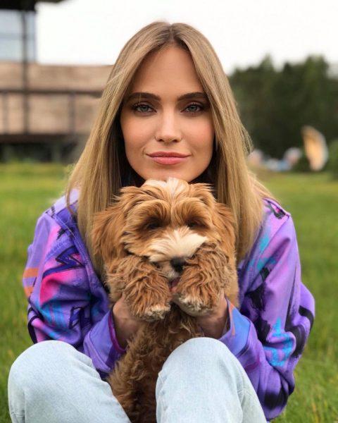 Глюкоза и ее собака Нала