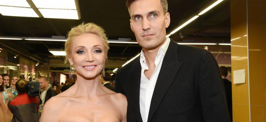 Кристина Орбакайте и ее супруг