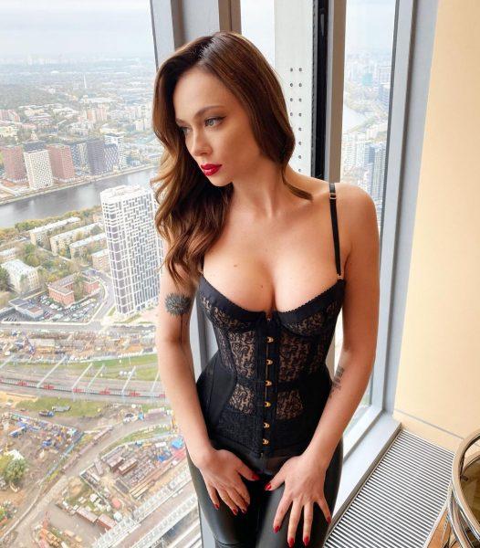 Самбурская ответила на хейт после высказывания о пожарных
