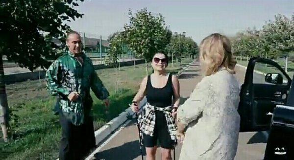 Тарзан, Наташа Королева и Ксения Собчак