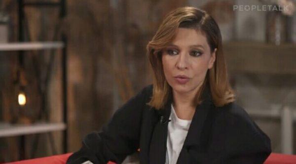 Елена Подкаминская в гостях у Peopletalk
