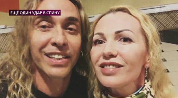 Тарзан и Ксения Чернова
