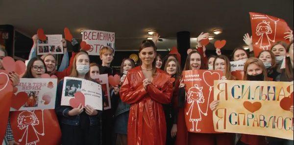 Анна Седокова рассказала о беременности