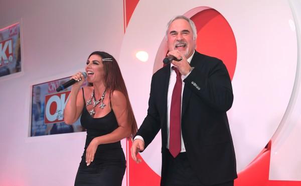 Анна Седокова и Валерий Меладзе