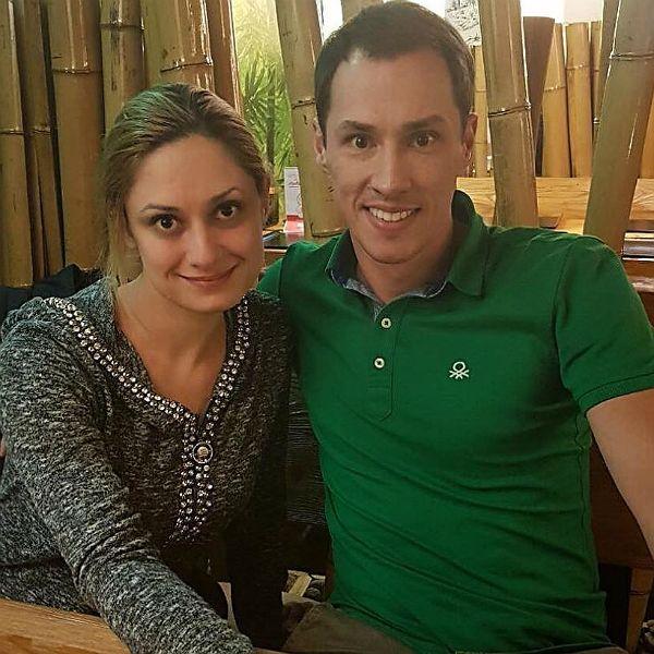 Карина Мишулина и Тимур Еремеев
