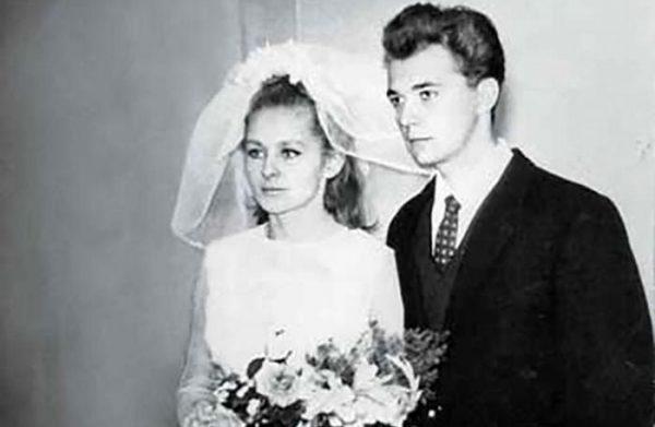 Свадебное фото Ангелины Вовк