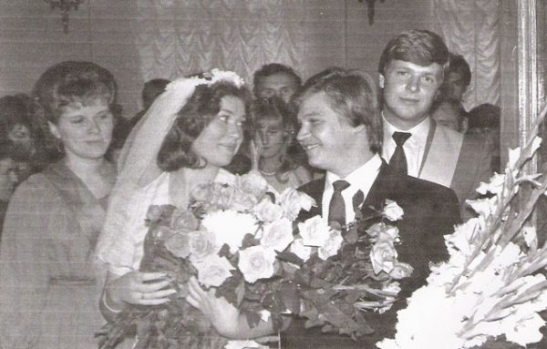 Веселая свадьба Николая Бандурина
