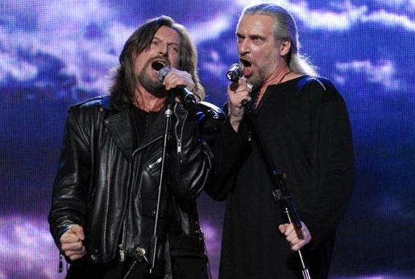 Братья Джигурда поют