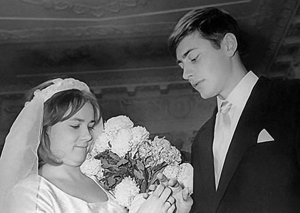 Свадебное фото Валентина Смиртинского