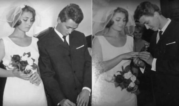 Коллаж свадебных фото