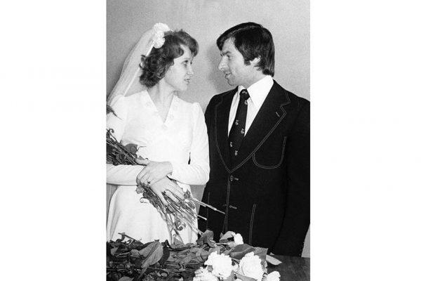 Свадьба Харламова