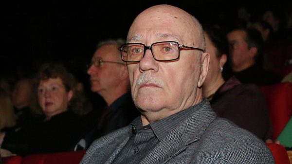 Леонид Куравлев на пенсии