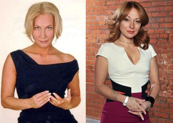 Коллаж Куделинская и Тарасова сестры