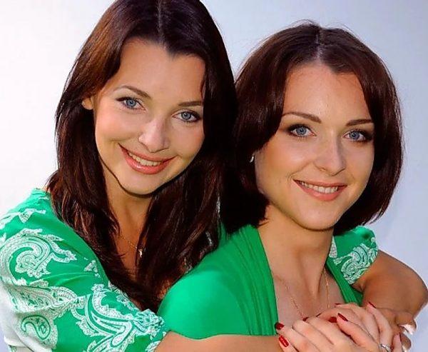 Сестры Антоновы