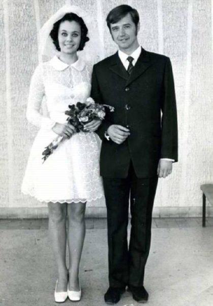 Любовь Полищук и Валерий Макаров