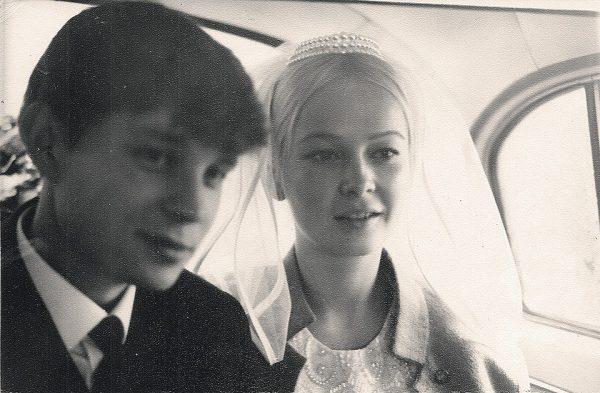 Наталья Богунова и Александр Стефанович
