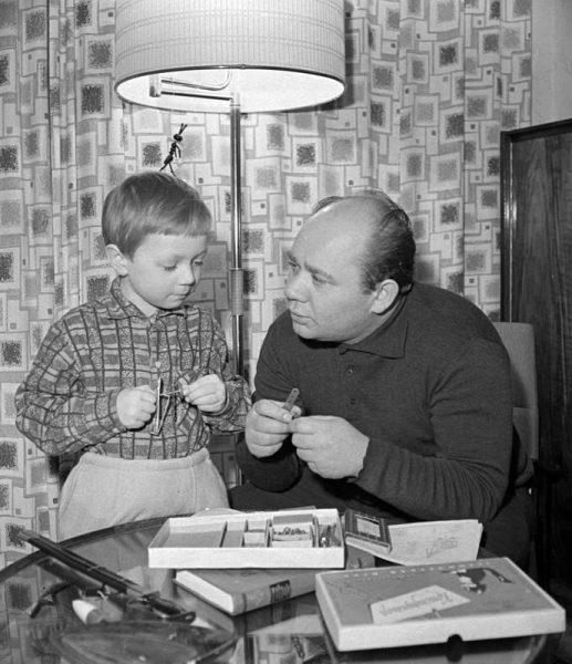 Андрей и Евгений Леоновы