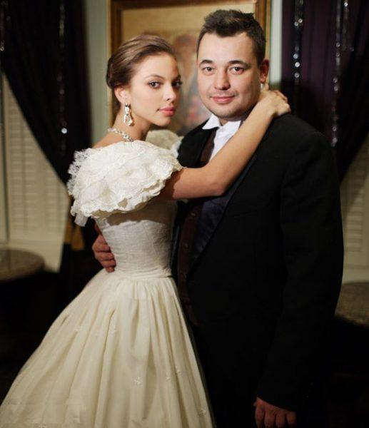 Свадебное фото Сергея Жукова