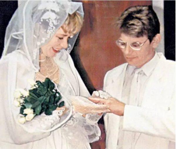 Свадебное фото Татьяны Лазаревой