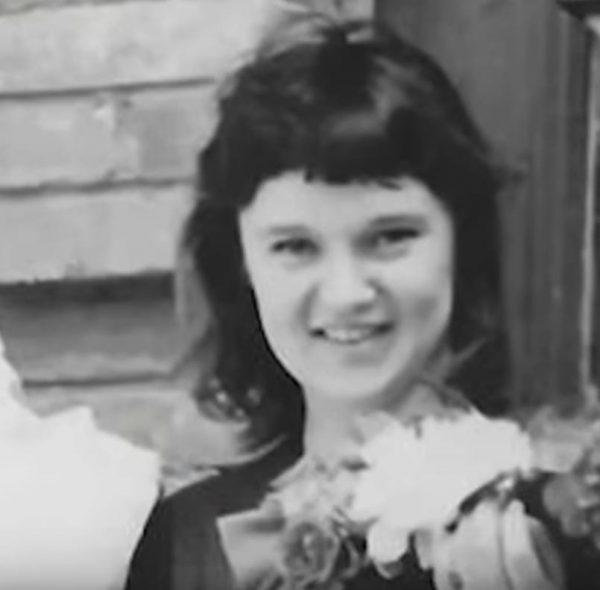 Людмила Гурченко в молодости