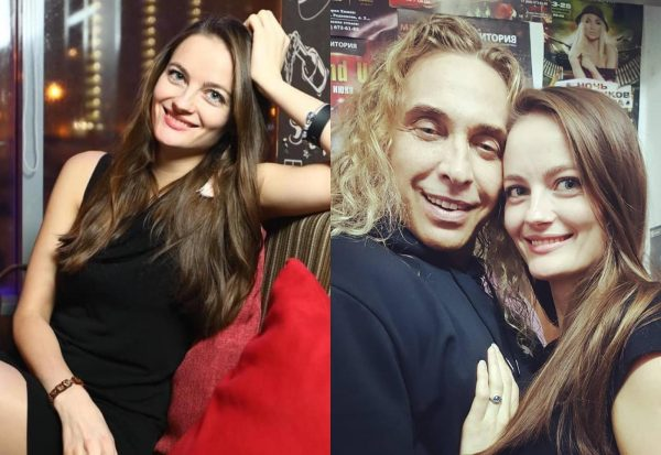 Сергей Глушко и Анастасия Шульженко