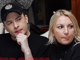 Андрей Данилко с сестрой Галиной