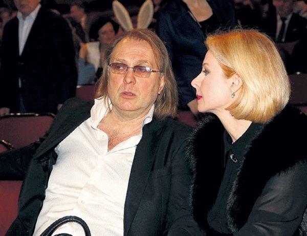 Валентина Жданова и Леонид Лютвинский
