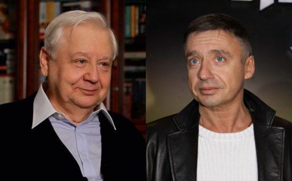 Олег и Антон Табаковы