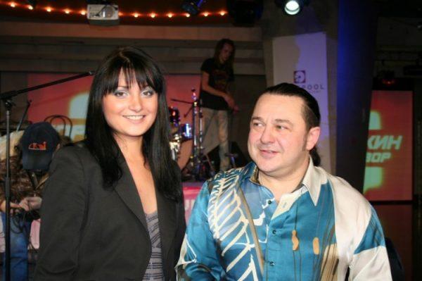 Лена Ленская и Игорь Саруханов