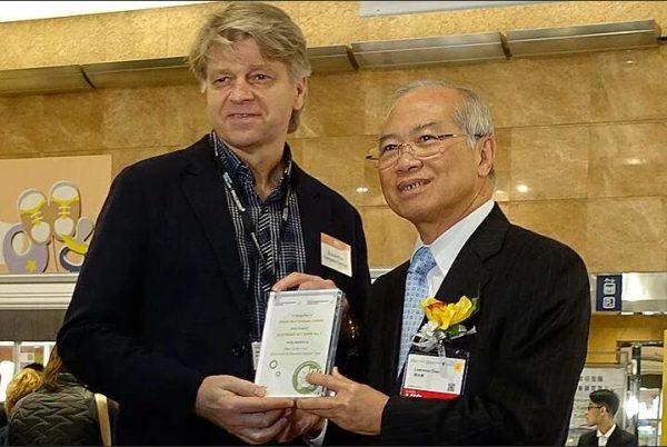 Андрей Бахметьев в Гонконге