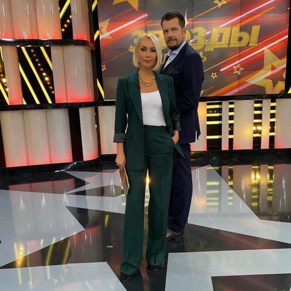 Александр Колтовой и Лера Кудрявцева