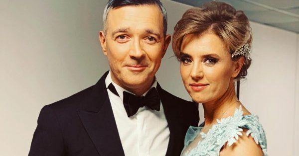 Алферова с супругом Бероевым