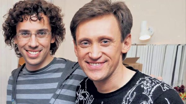 Максим Галкин и Сергей Дроботенко