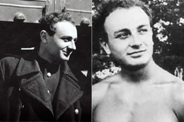 Михаил Жванецкий в юности