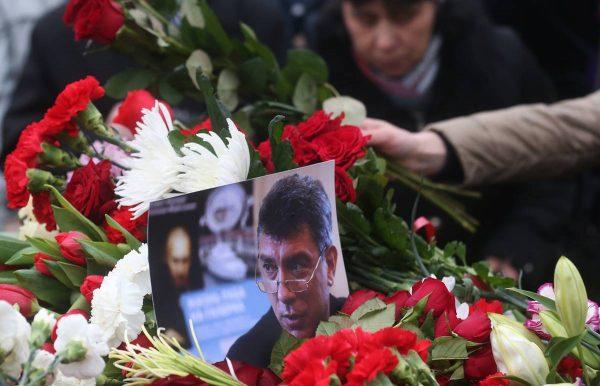 Место убийства Бориса Невцова,