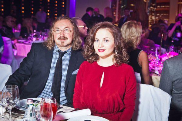 Игорь Николаев и Юлия Проскурякова,